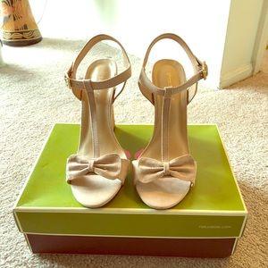 Shoe Dazzle Wedge Sandals